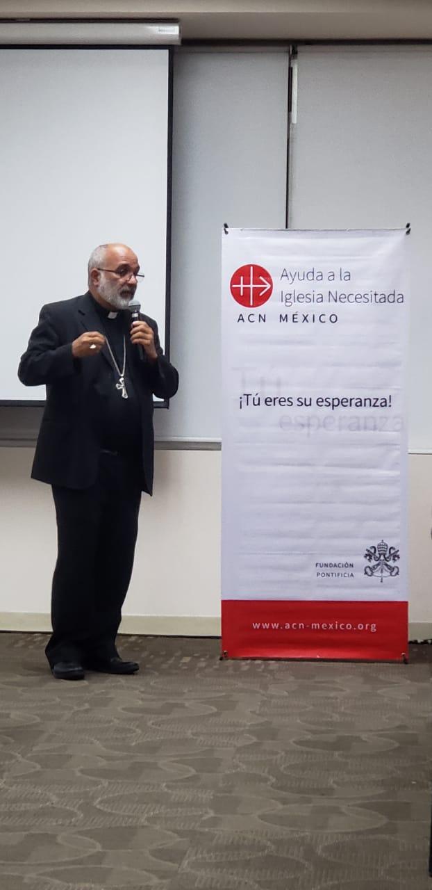 Venezuela es un campo de exterminio: Obispo Jaime Villarroel
