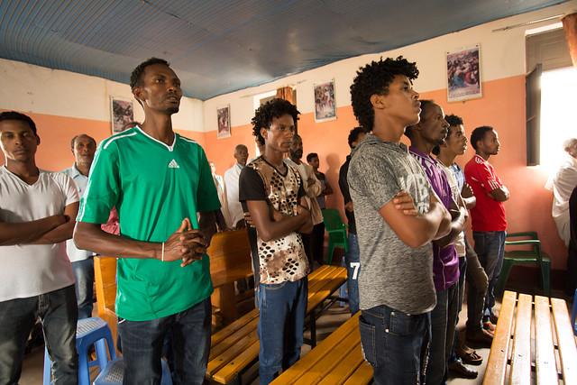 Etiopía: Una encuadernadora de libros para los Capuchinos de Adis Abeba
