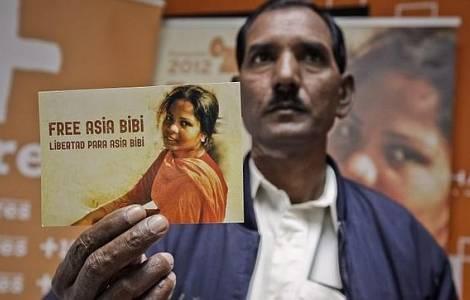 Esposo de Asia Bibi pide a través de ACN ayuda al gobierno italiano