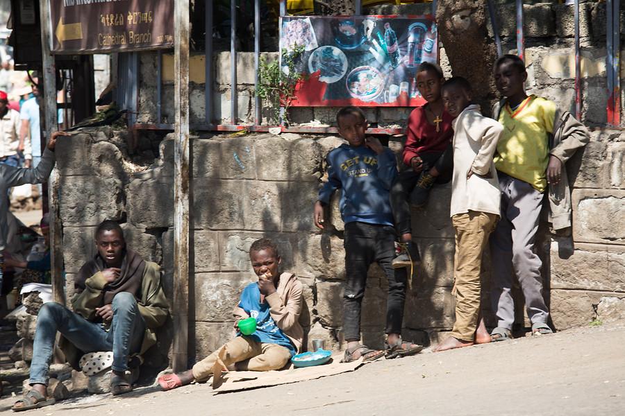 Sustento para religiosas en Etiopía