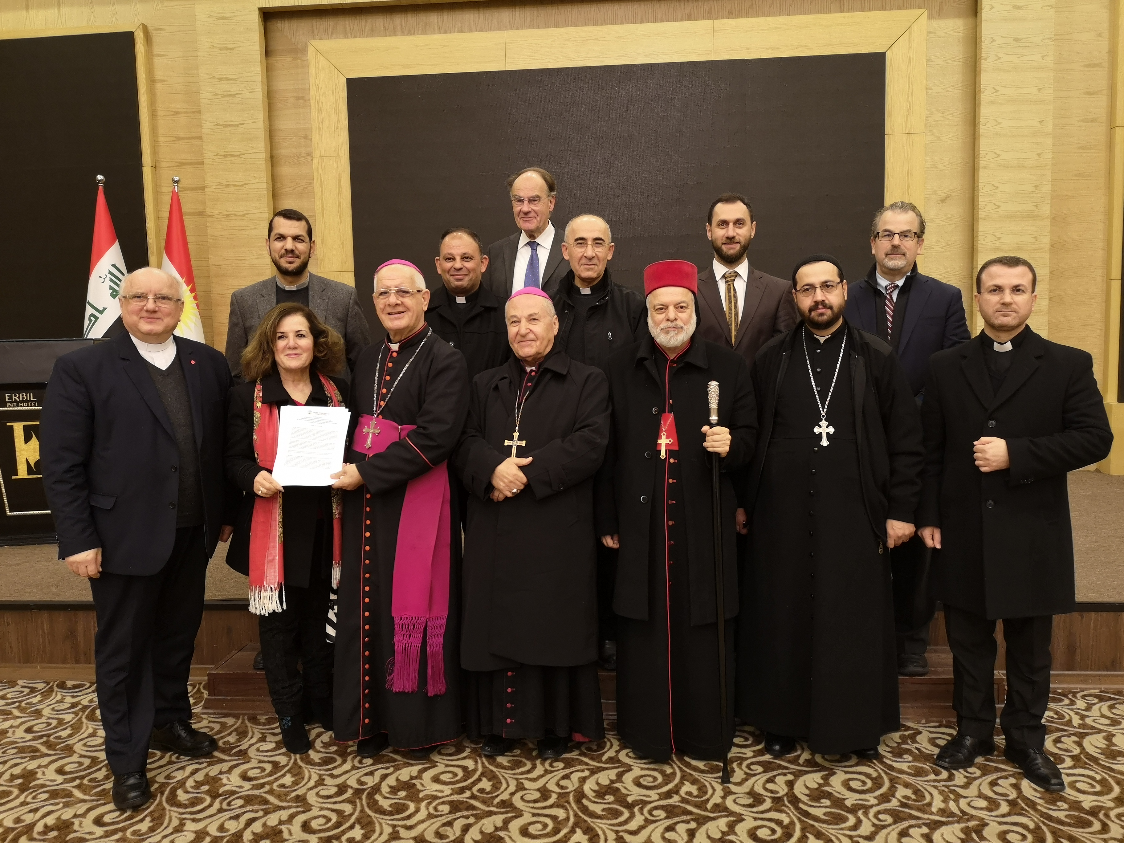 Irak: Los líderes cristianos reclaman más apoyo para los cristianos de Nínive