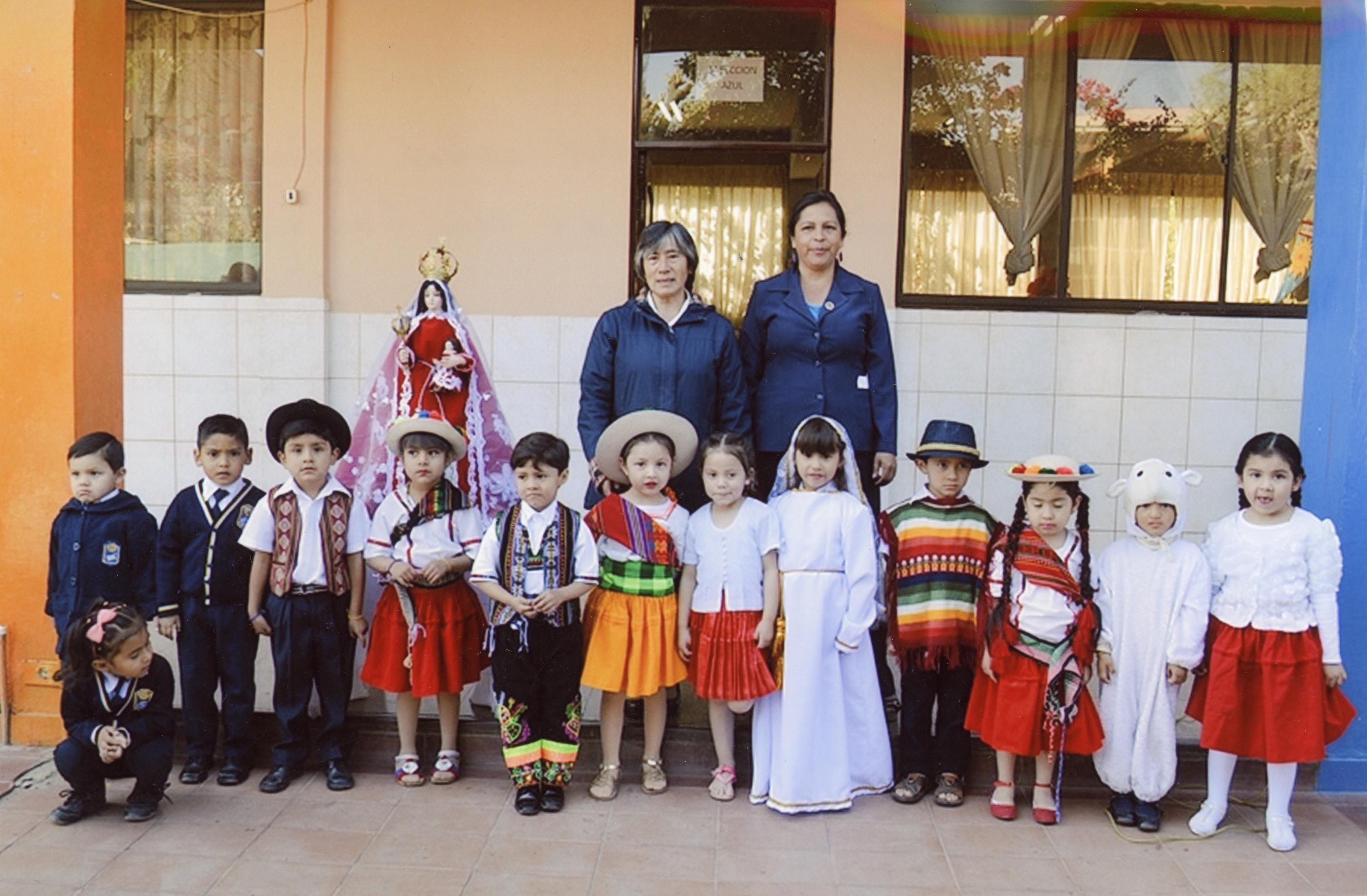 Bolivia: Ayuda al sustento para cinco religiosas activas en Cochabamba