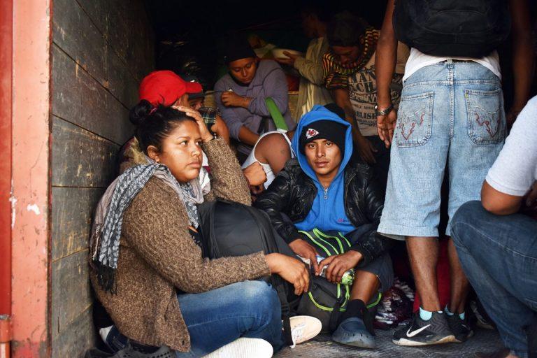 La iglesia mexicana y la ayuda a los migrantes