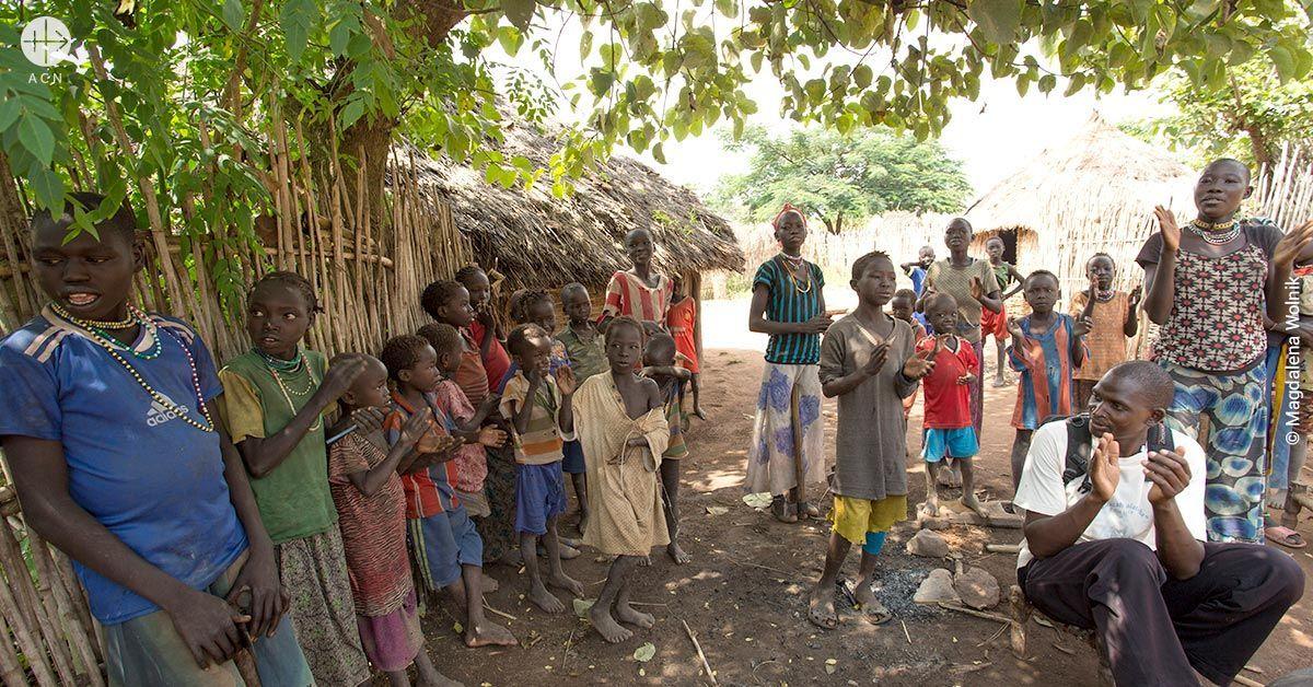 Ayuda al sustento para religiosas en Etiopía