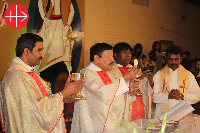 Apoyo a los encuentros periódicos de los 37 sacerdotes de la Diócesis de Multán