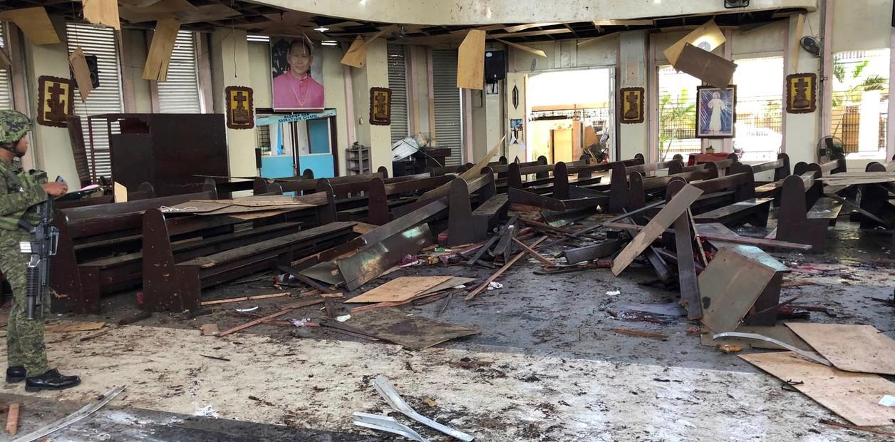 Filipinas: Hacen llamado a la oración por la víctimas del ataque terrorista