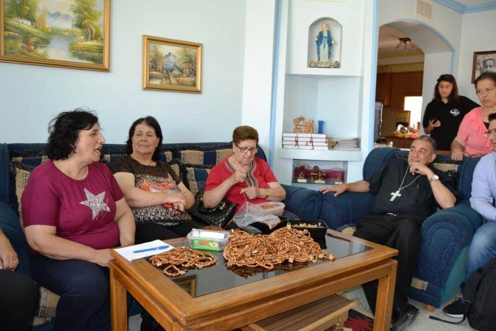 """ACN apoya el proyecto de los """"Rosarios de Belén"""" para la juventud en Panamá"""