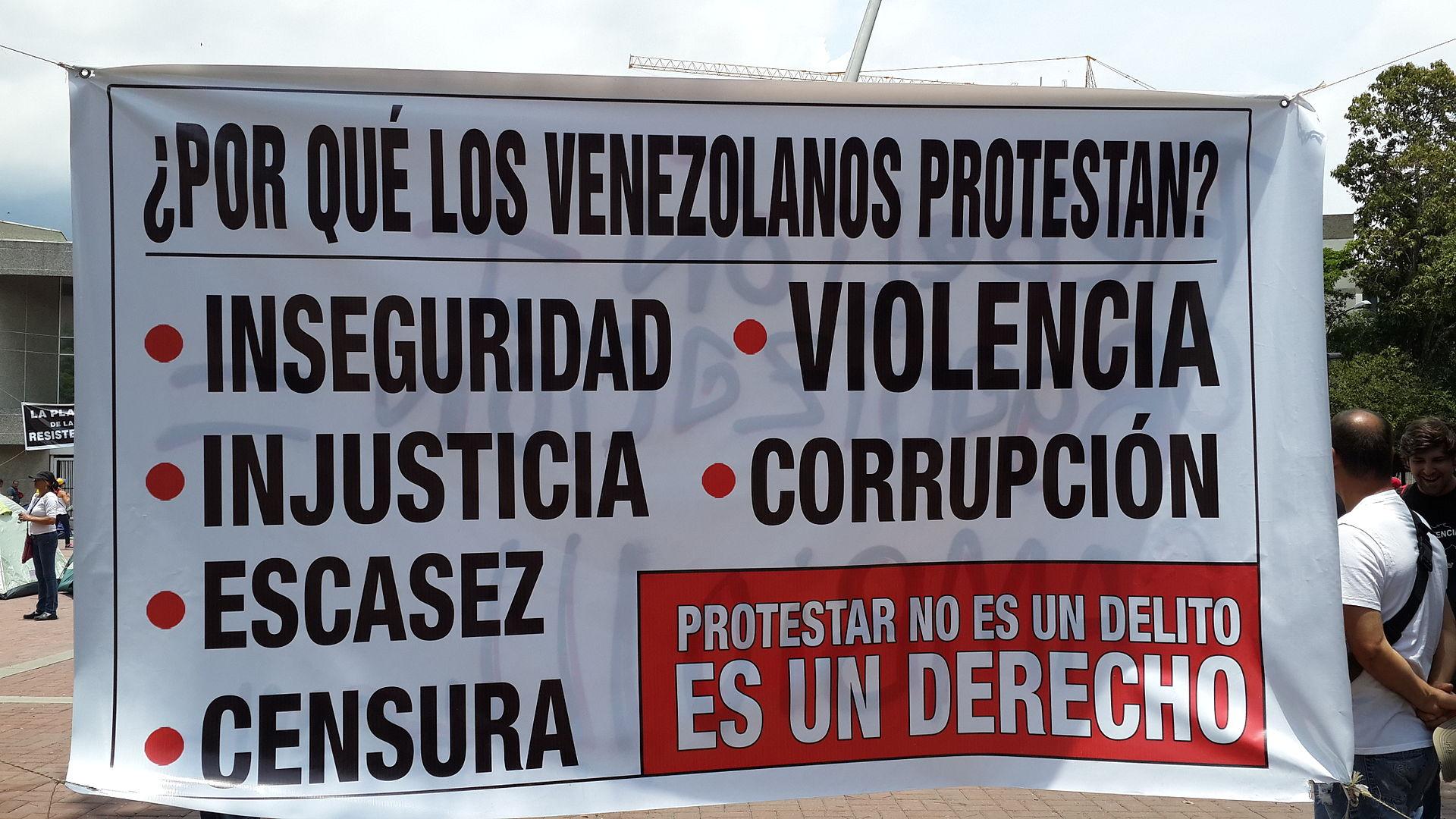 Un llamado a la oración por  la iglesia venezolana