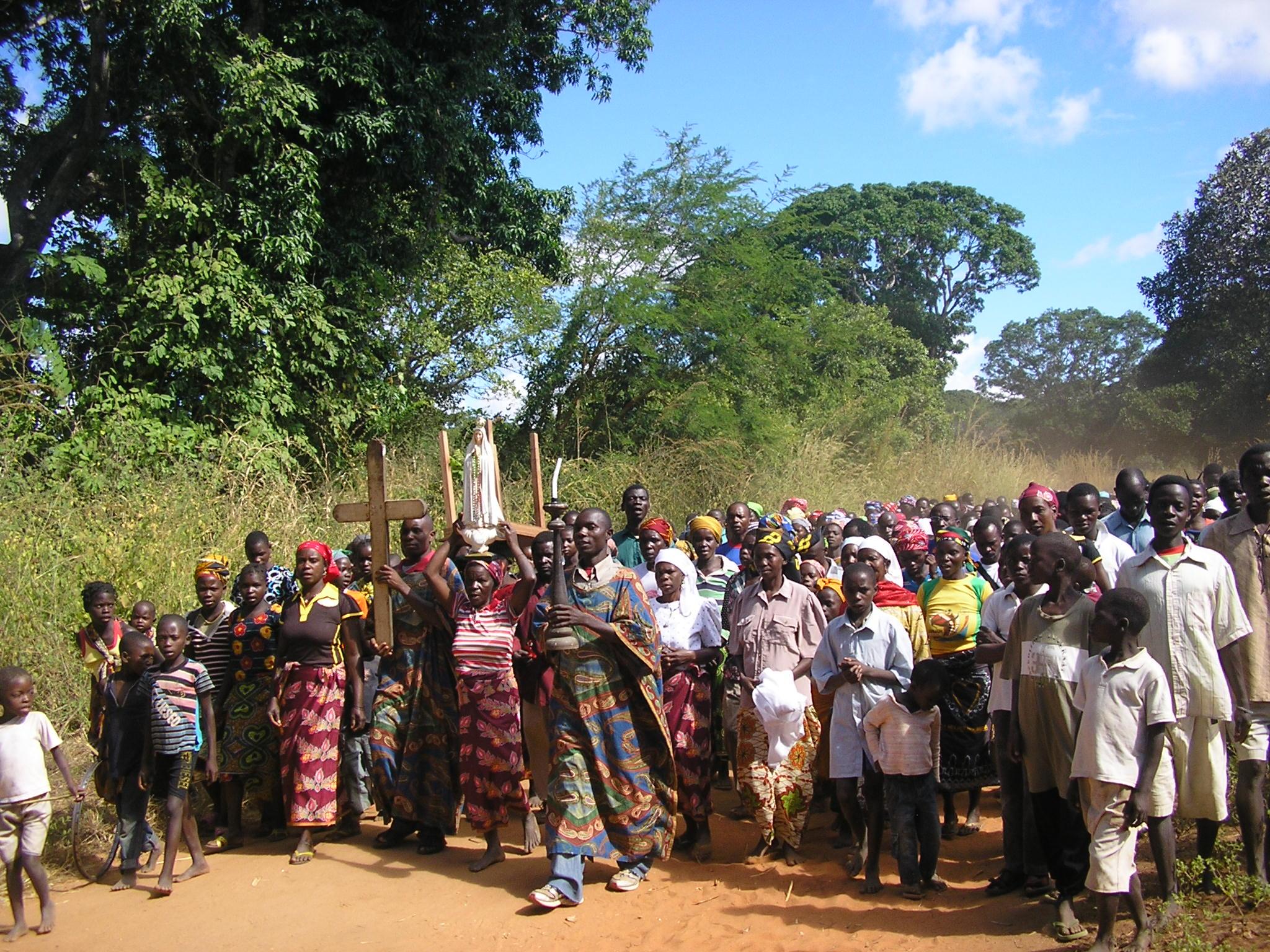 """Mozambique: """"Las heridas de la guerra civil aún están abiertas"""""""