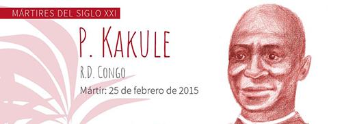 Ya son 4 años de la muerte del sacerdote Kakule en el Congo