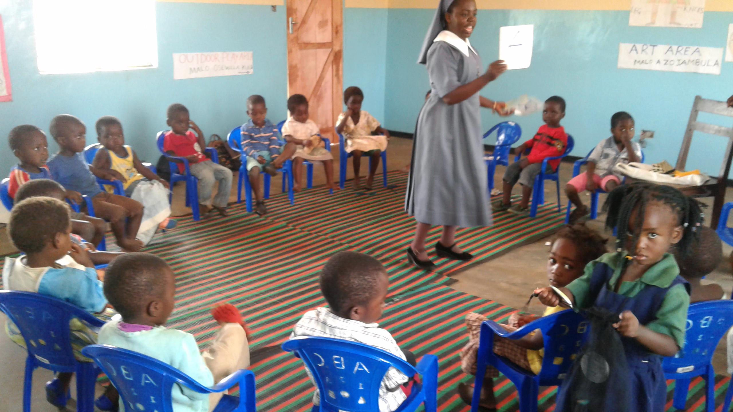Malawi: Ayuda para una casa de retiros para religiosas