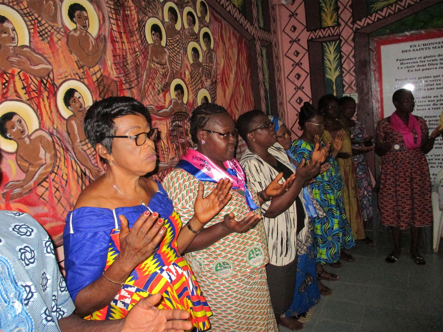 Togo: Asesoría para las familias y el retorno del valor a la vida
