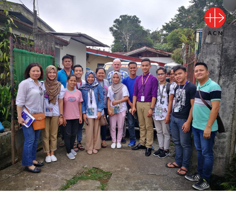Filipinas: Ayuda a desplazados en Marawi
