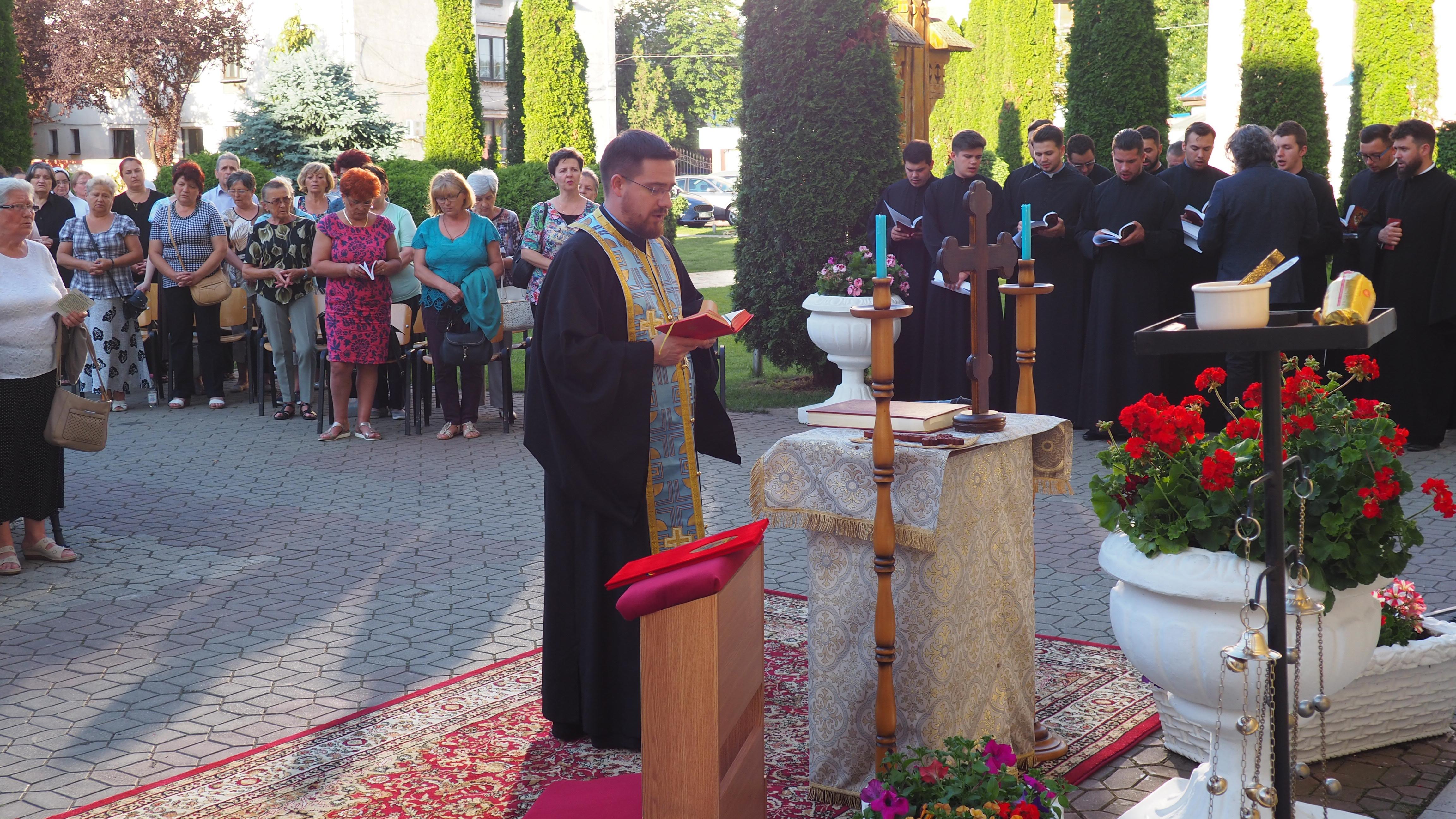 Rumanía: apoyo a 54 futuros sacerdotes de Oradea