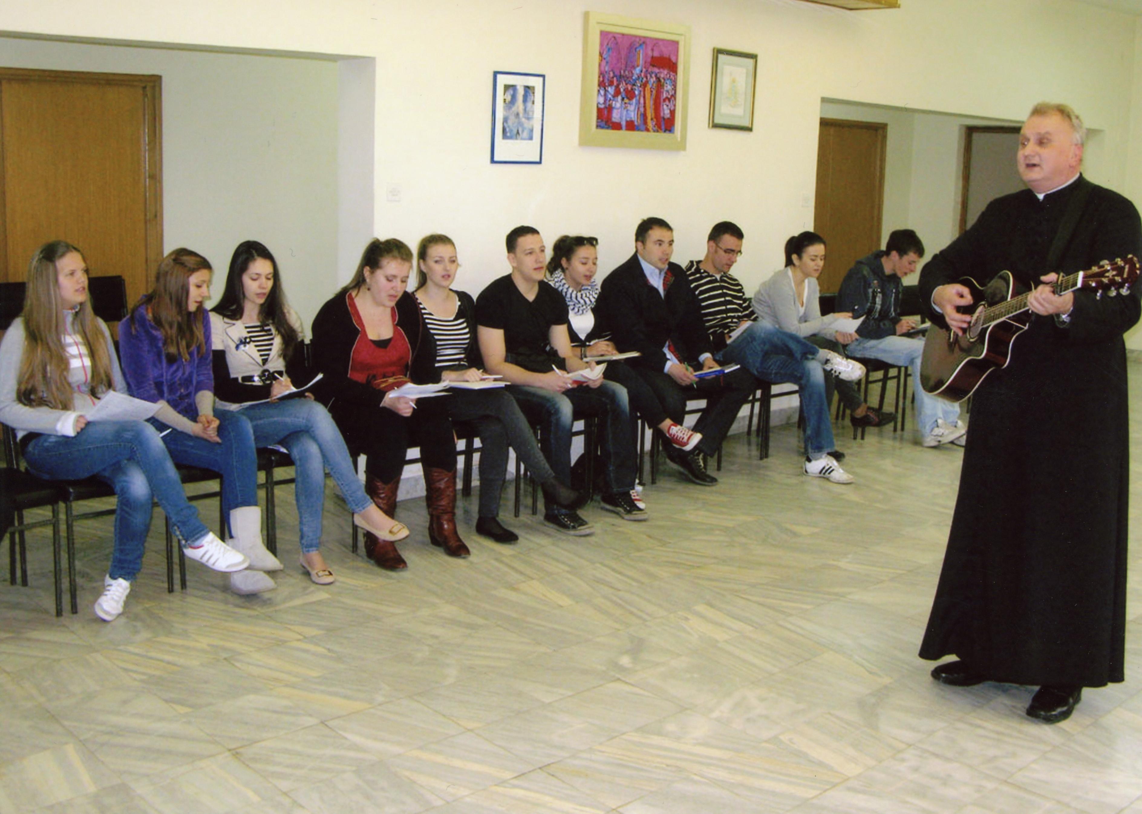 Bosnia-Herzegovina: Apoyo para Centro Pastoral Juvenil San Juan Pablo II