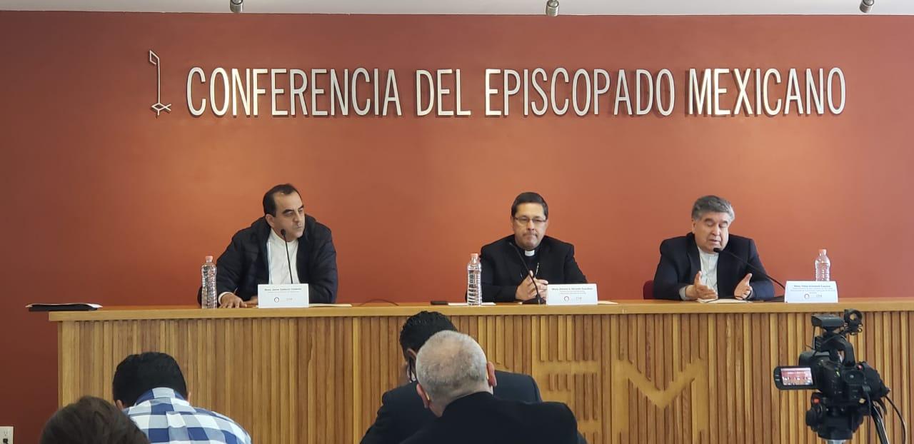 "Obispos de México: ""Estamos en apuros, pero no desesperanzados"""