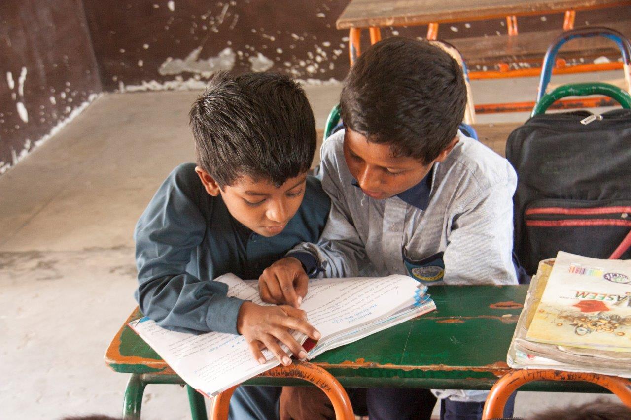 En Pakistán las escuelas son hóstiles para los cristianos
