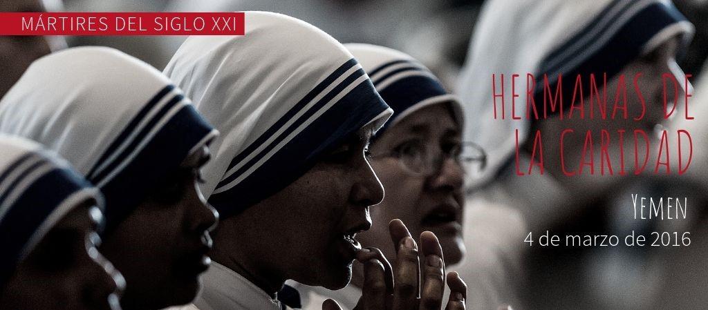 La historia de las religiosas Misioneras de la Caridad en Yemen que perdieron la vida en 2016