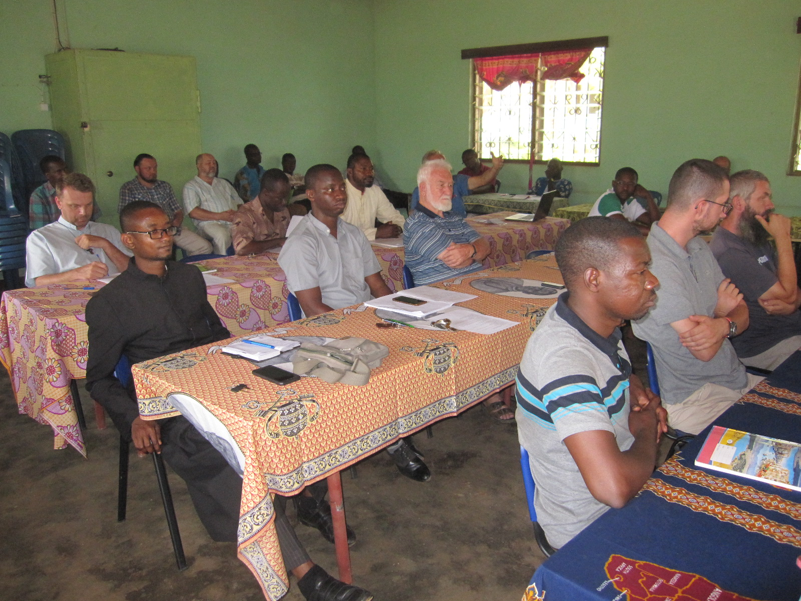 República Centroafricana: apoyo a programa de formación para sacerdotes