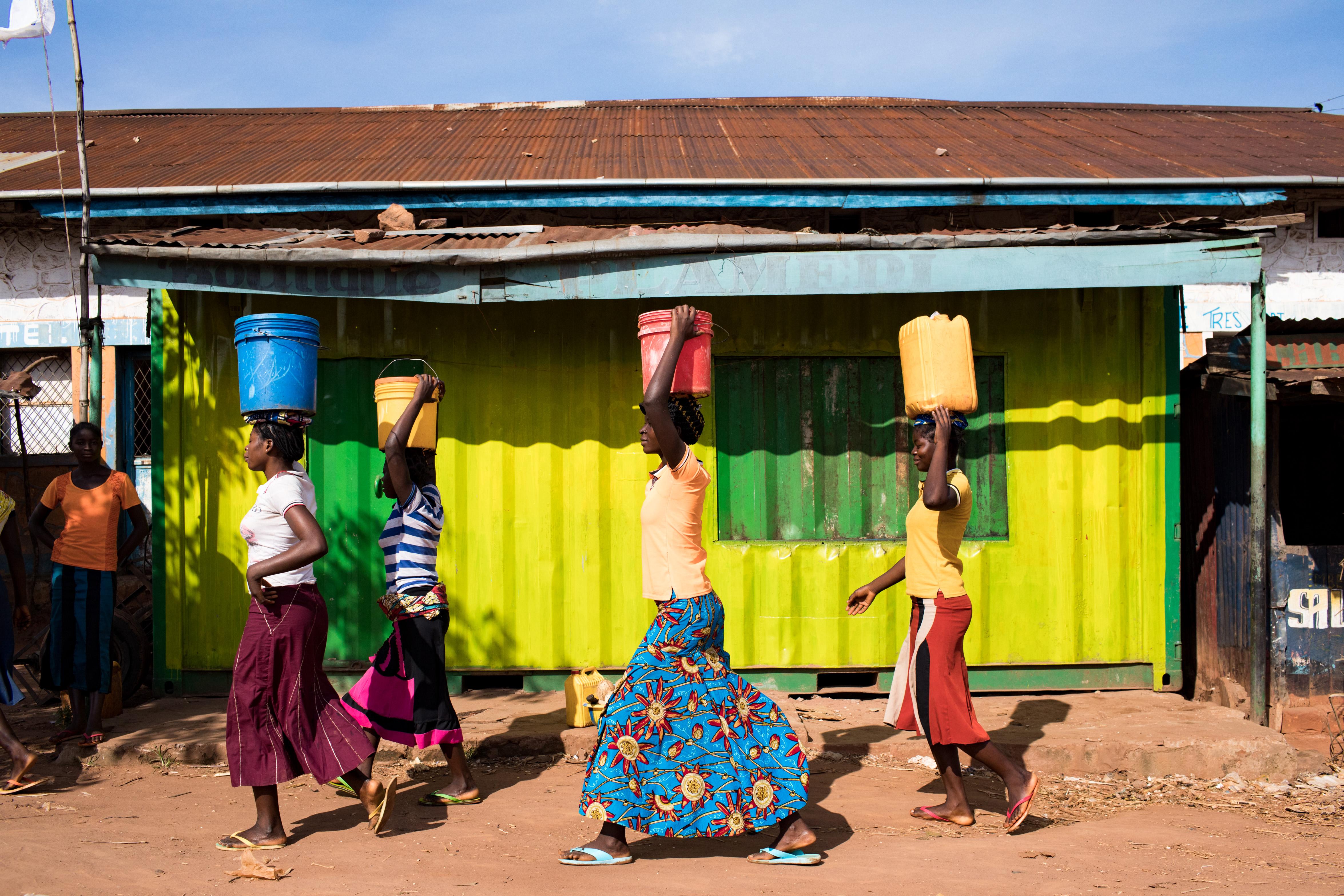 """República Democrática del Congo: """"Lo que ACN brinda, no lo ofrece ninguna otra organización"""""""