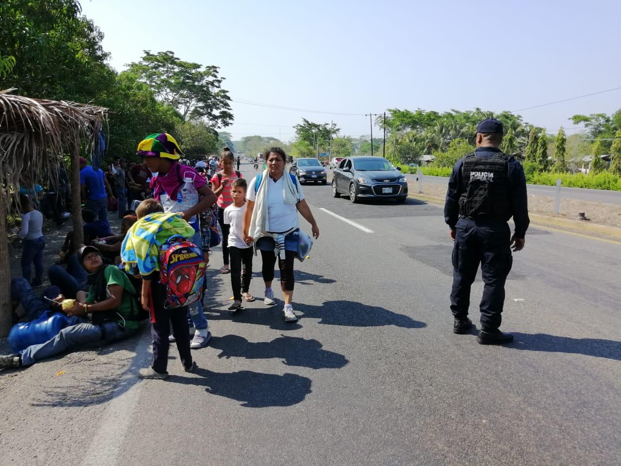 La Iglesia en Tapachula preocupada por las medidas migratorias