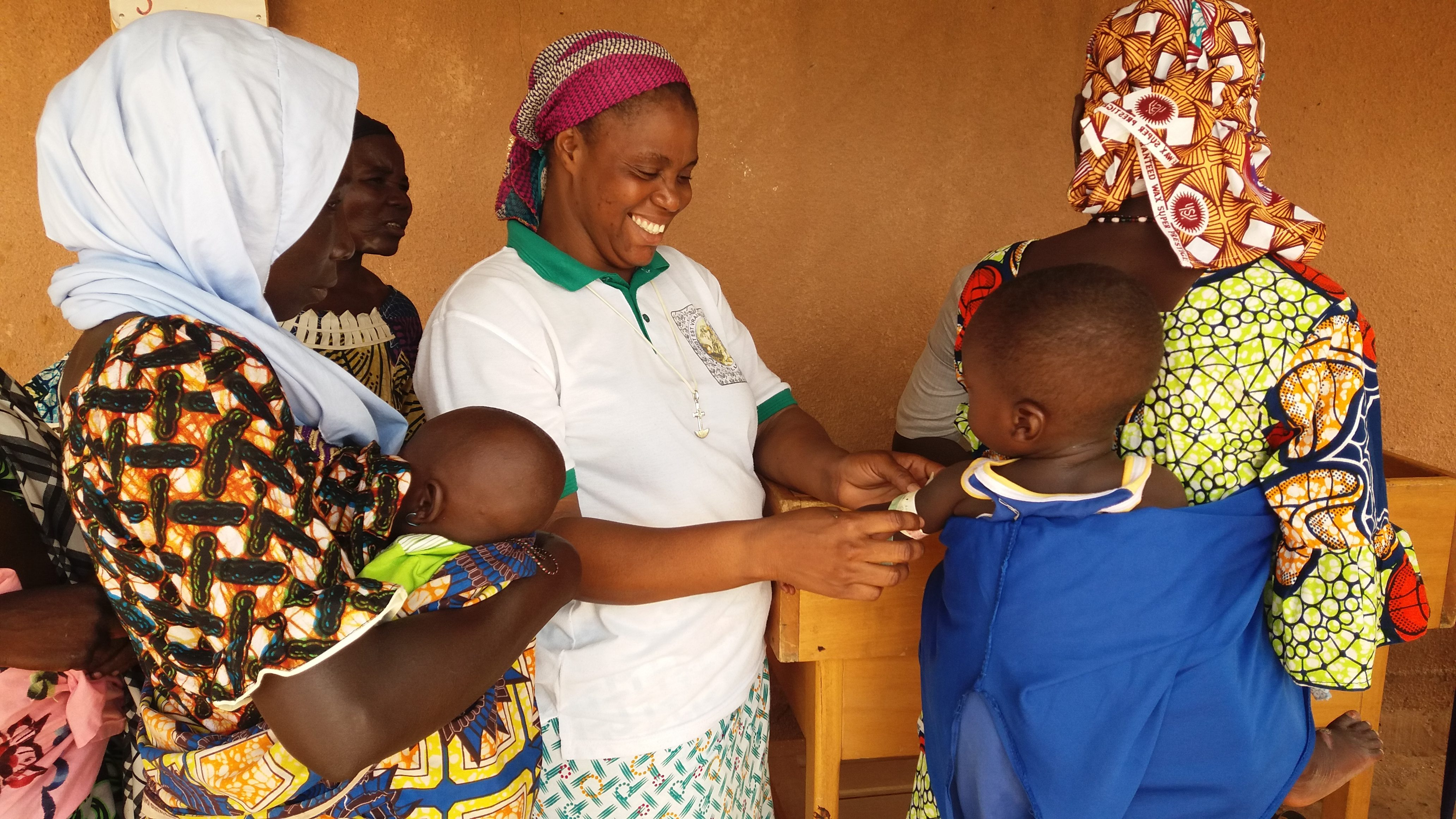 """Nigeria: """"Ellos pueden tener armas, pero nosotros tenemos a Jesús"""""""