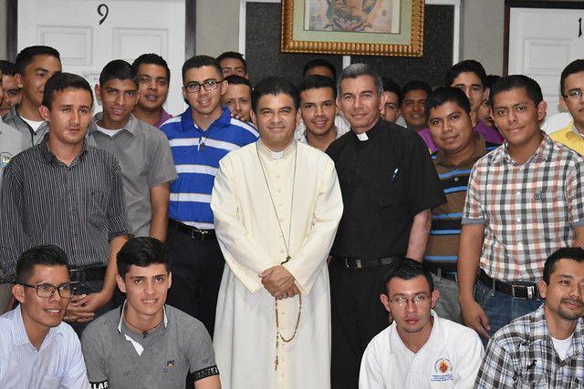 """Nicaragua: """"La unidad de la Iglesia es la mayor fortaleza que tenemos los obispos"""""""