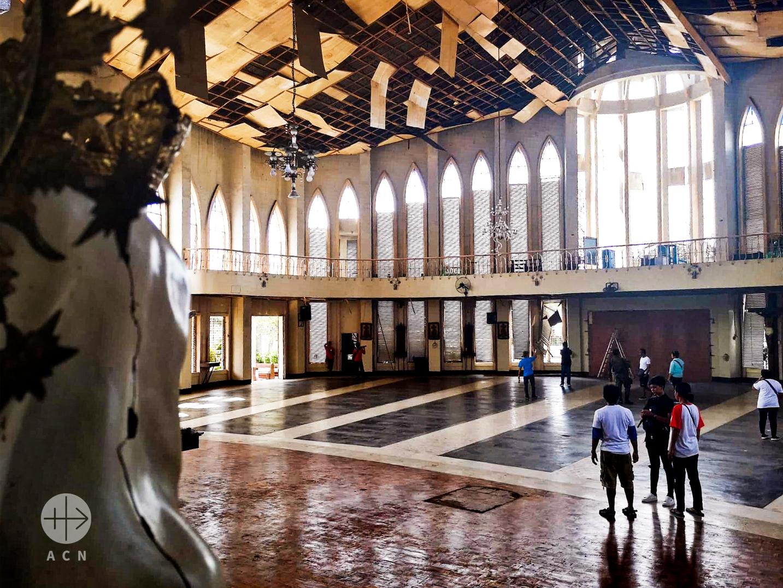 Filipinas: Una celebración de valentía y fe al reabrir la catedral de Jolo