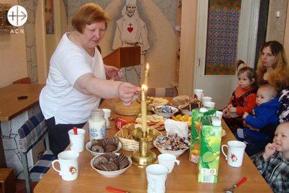 Rusia: Ayuda a la renovación de la iglesia parroquial católica de Magadán
