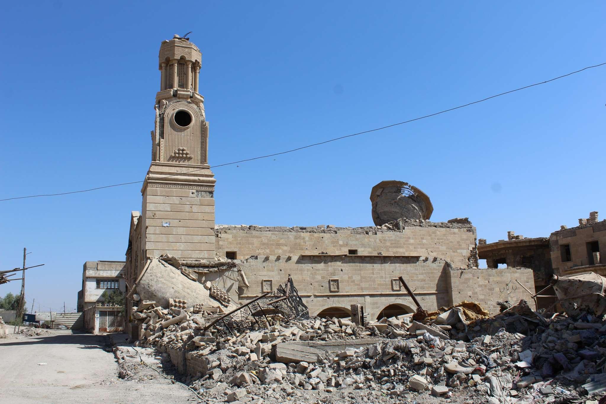 Irak: Dos años después de la liberación de Mosul, los cristianos todavía sienten temor de regresar