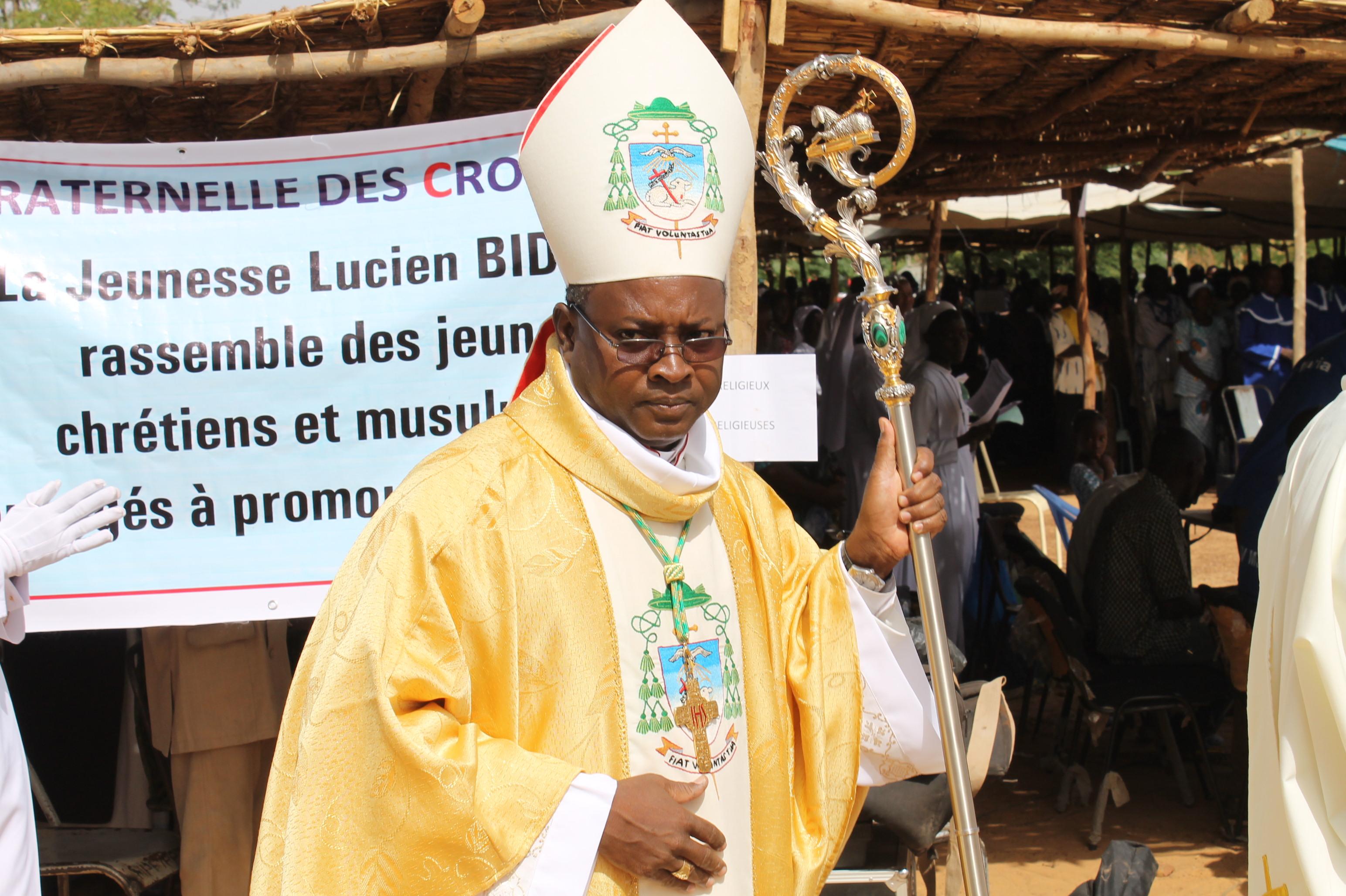 Obispo de Burkina Faso lanza llamado para proteger a cristianos