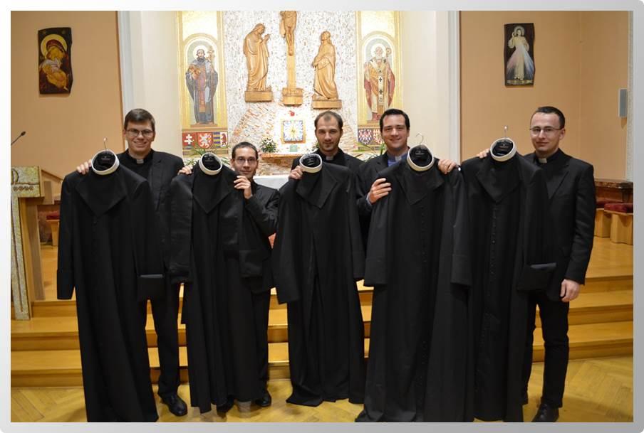 República Checa: ayuda a la formación de 24 futuros sacerdotes