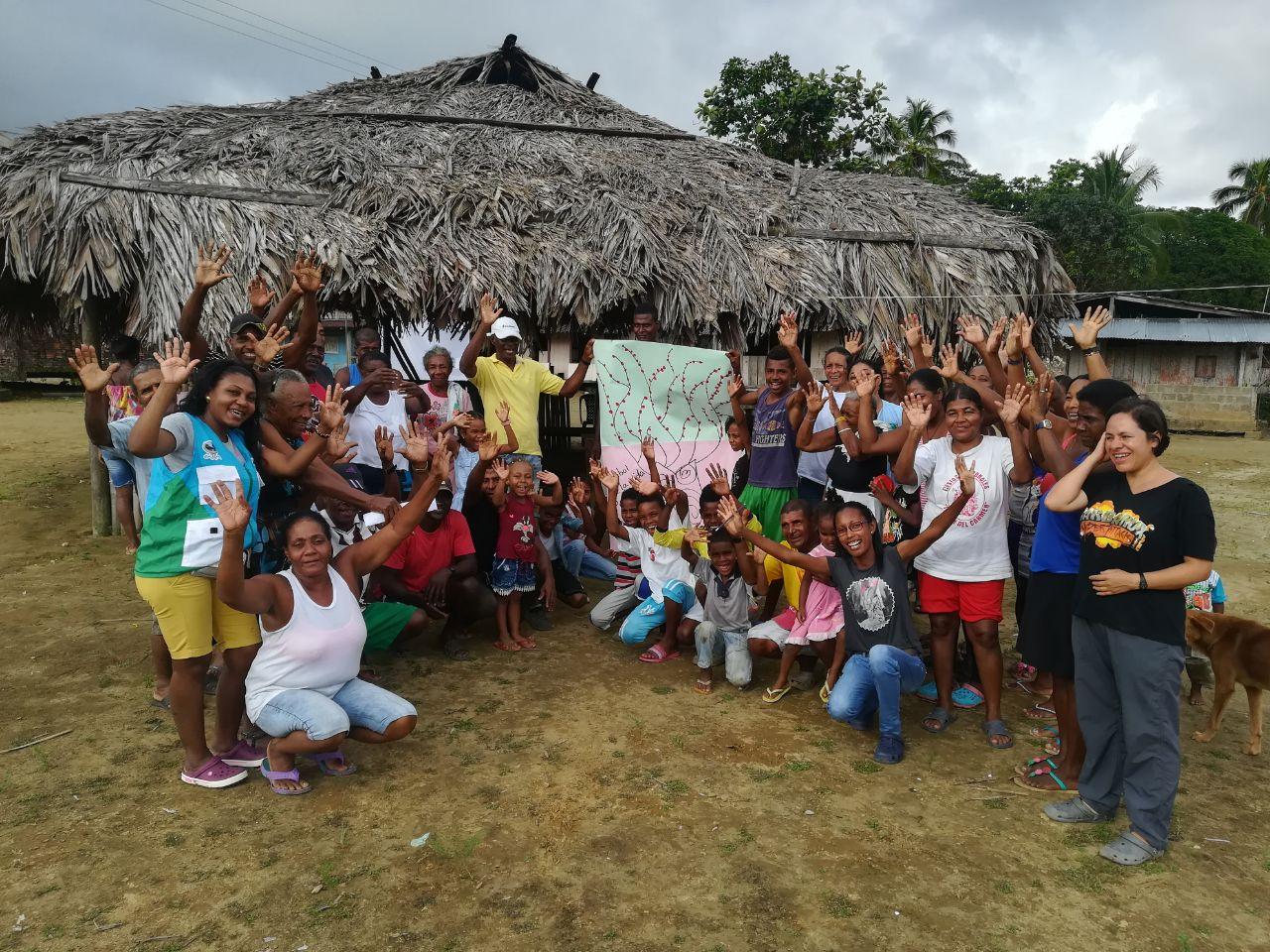 Colombia: Cursos para jóvenes en situación de riesgo