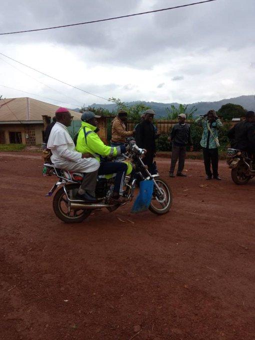 Alarma, sorpresa y finalmente un final feliz para el secuestro del obispo de Kumbo en Camerún