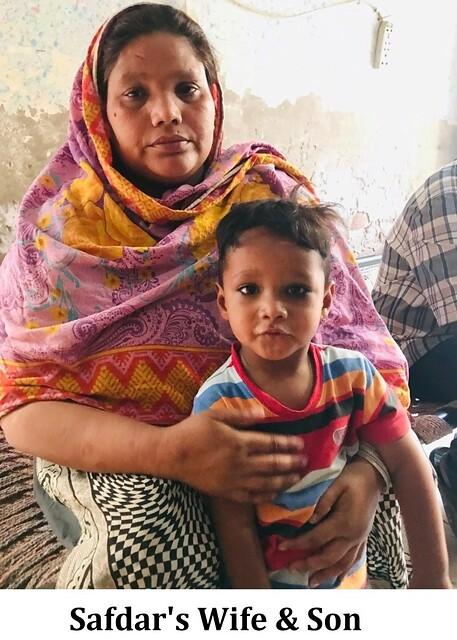 En Pakistán, una viuda católica clama justicia a raíz del asesinato de su marido