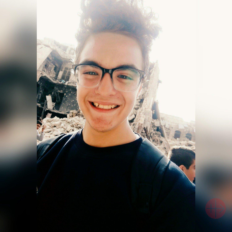 Siria: un joven supera los días más oscuros de la guerra civil gracias a la fe
