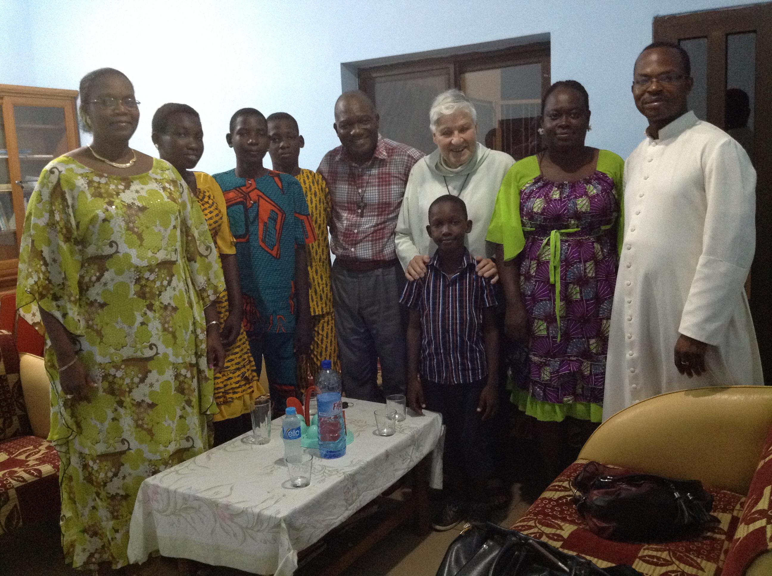 Benín: Un centro de evangelización para jóvenes