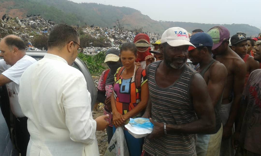 Misionero en Venezuela