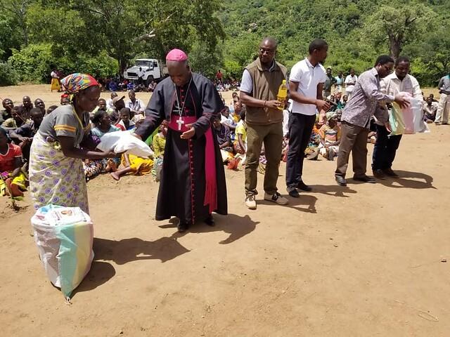 Malaui: Ayuda de emergencia tras las graves inundaciones de marzo del 2019