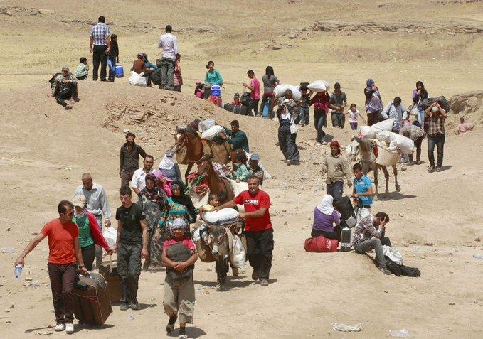 En Siria, una vez más, los cristianos en el ojo del huracán