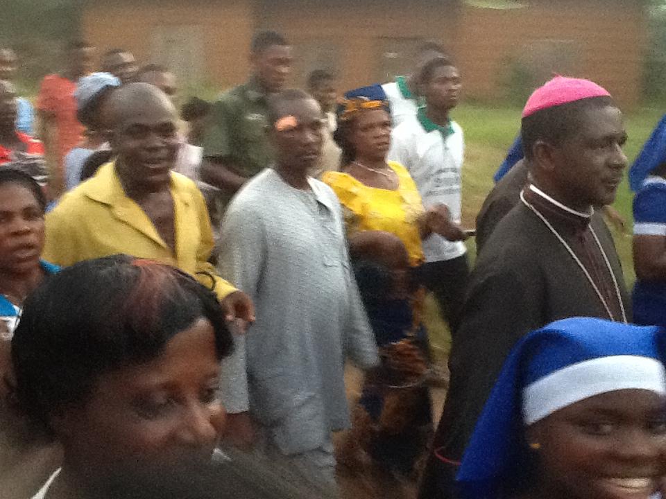 Camerún: medidas preventivas del obispo ante repetidos secuestros a sacerdotes