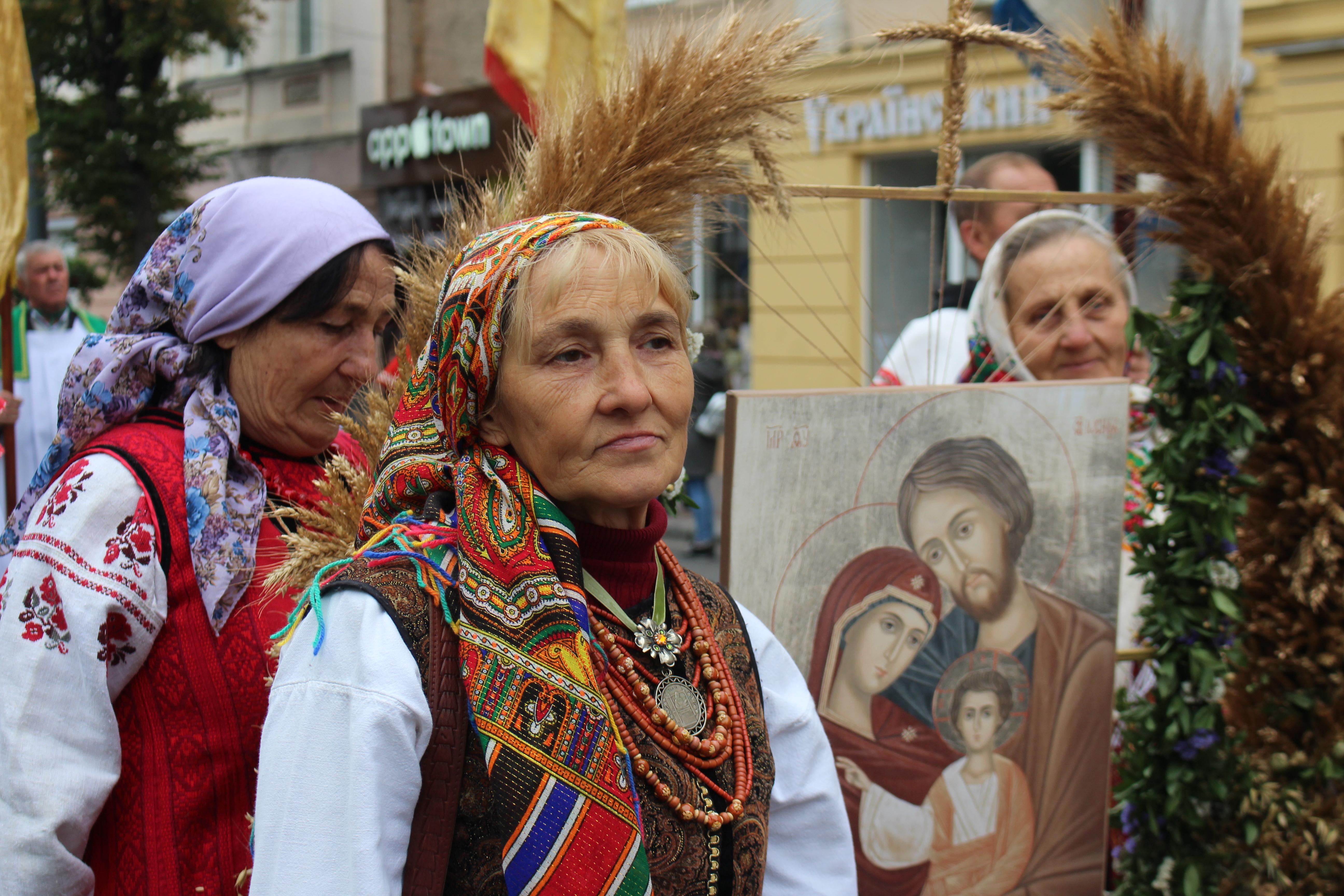 """Ucrania: """"El futuro de la Iglesia es la familia que está unida con Dios"""""""