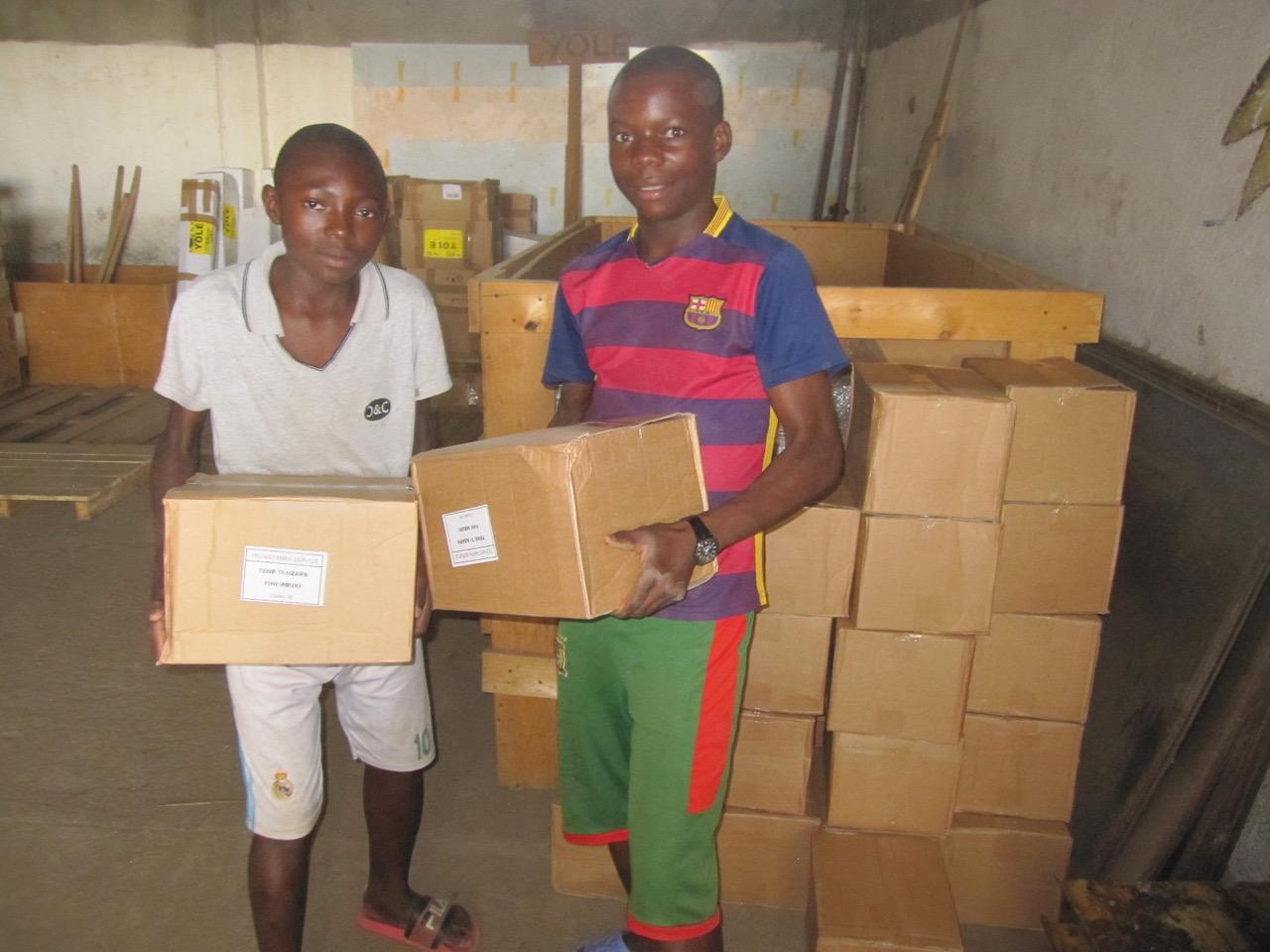 República Centro africana: Impresión de 30 mil ejemplares del Nuevo Testamento en sango