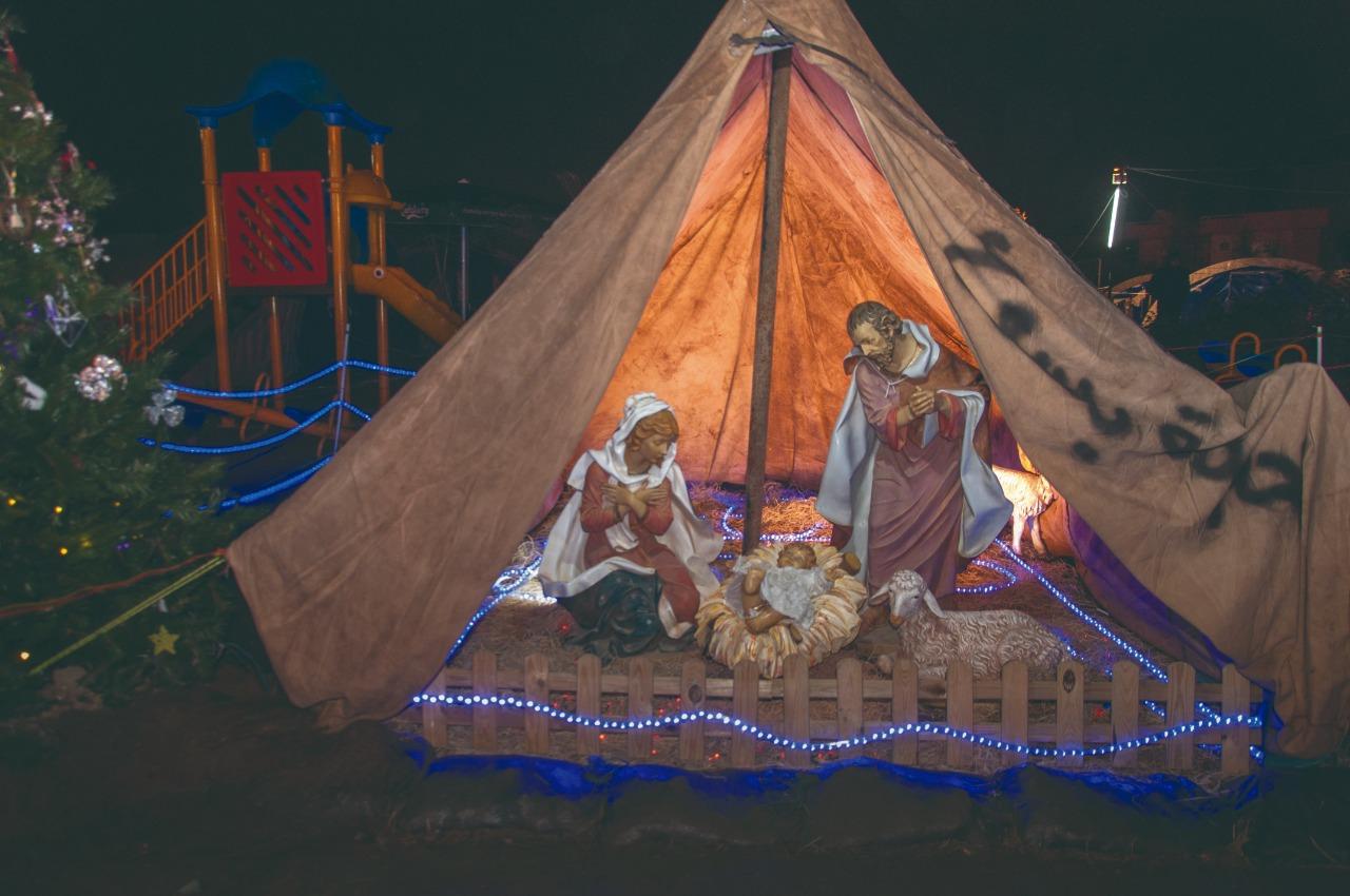 """""""Navidad, el día que Jesús no quería nacer"""""""