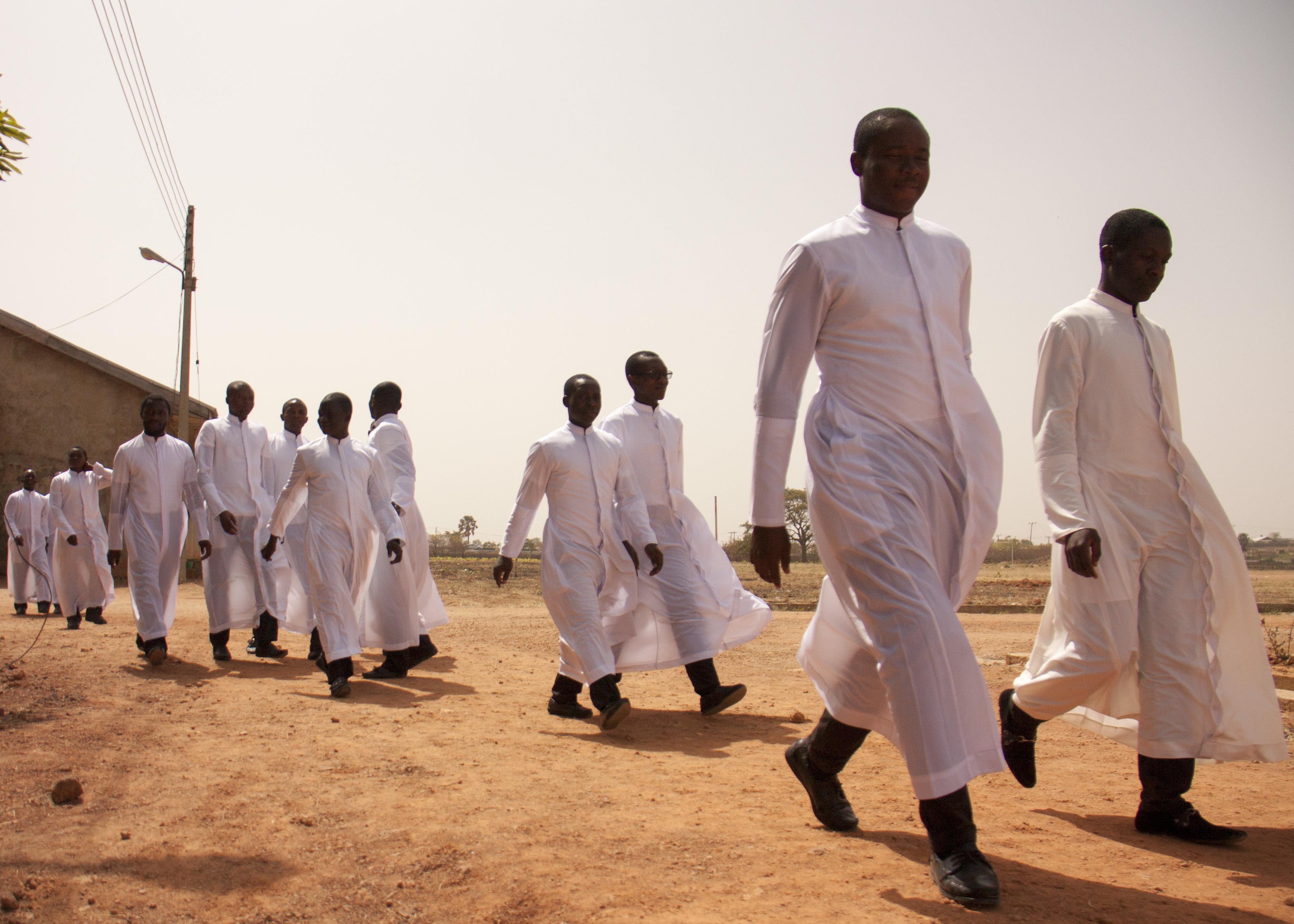 Secuestran a 4 seminaristas en Nigeria