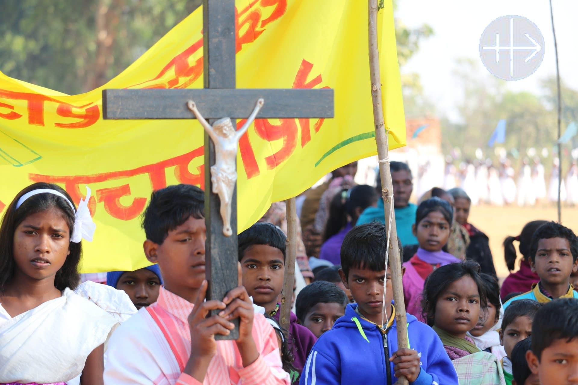 En la India se libra una batalla para evitar que el país se convierta en un Estado confesional