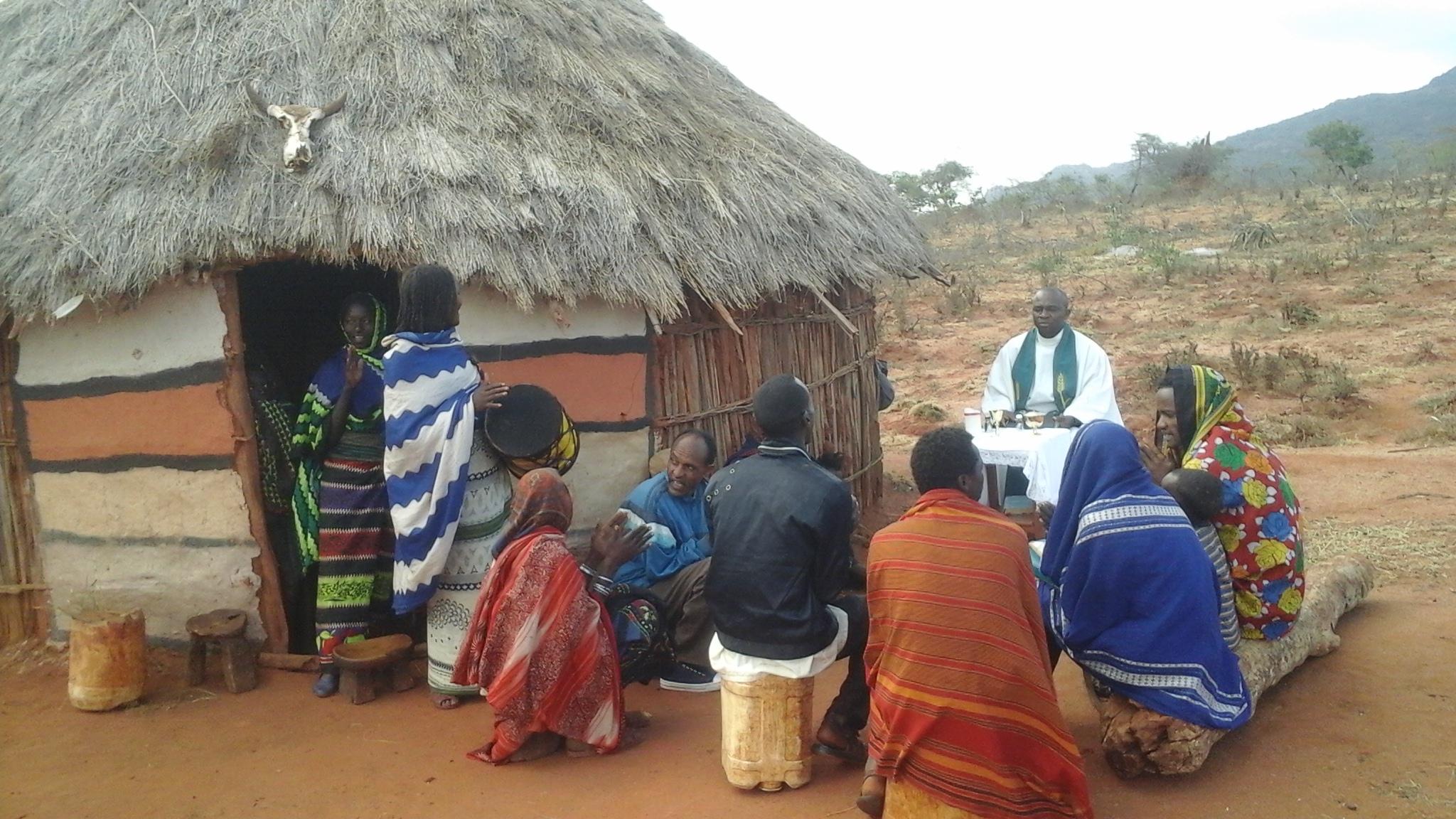 Etiopía: Apoyo a trabajo pastoral con la tribu de los borana