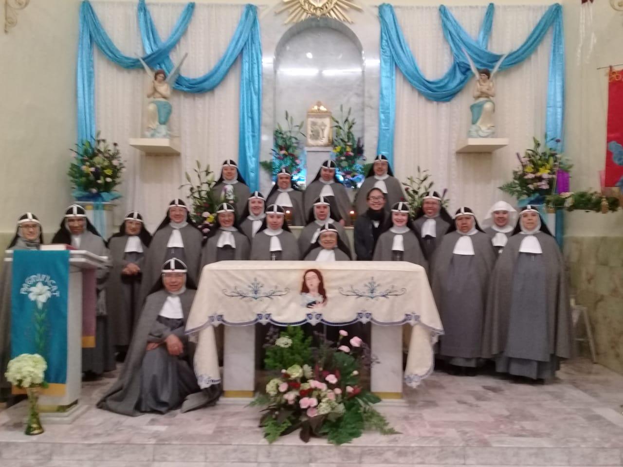 Historia de éxito: Reconstruyen una parte del convento de la Brigidinas en Puebla