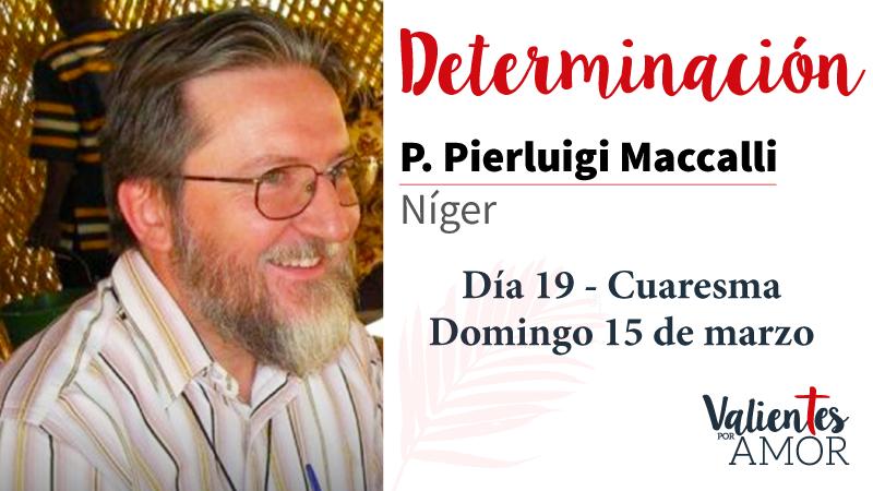 P. Pierluigi Maccalli