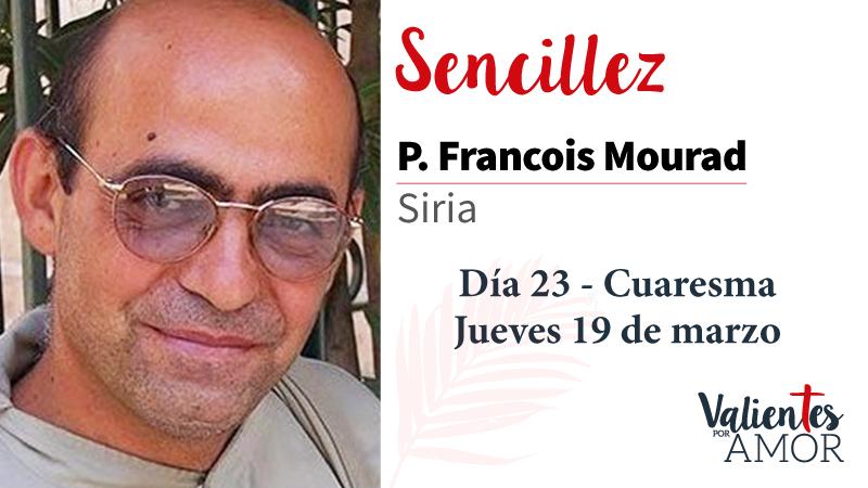 P. Francois Mourad